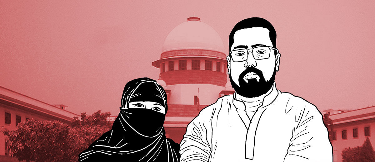 Meet Zuber and Yasmin, the Muslim couple fighting for women to be allowed into mosques