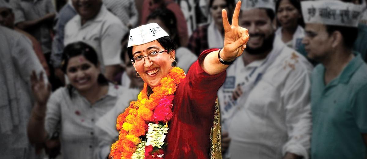 #Elections2019: Meet Aam Aadmi Party's Atishi