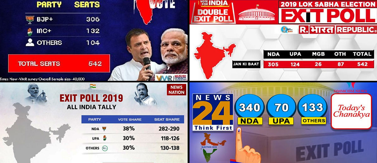 Thrills, TRPs and precarious predictions: can we trust exit polls?
