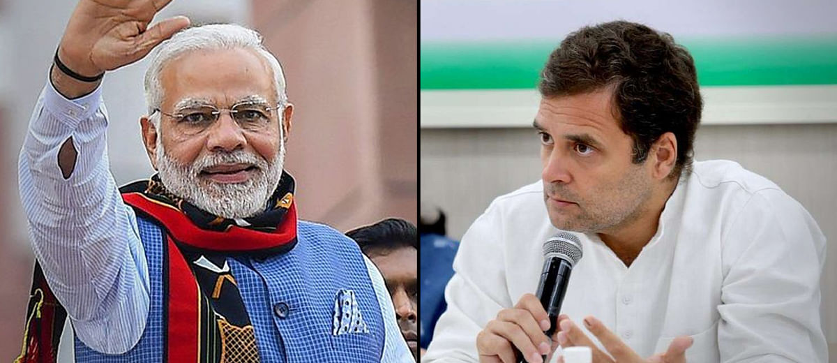 What the numbers say about Modi and Rahul's popularity
