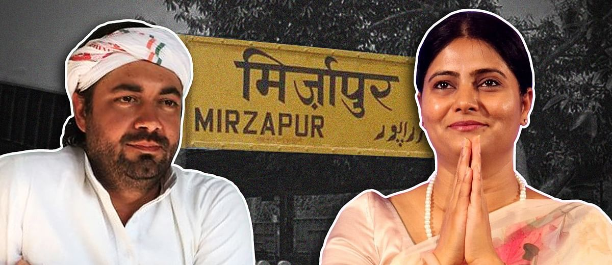#Mirzapur: It's a battle between two political legatees, but caste trumps all
