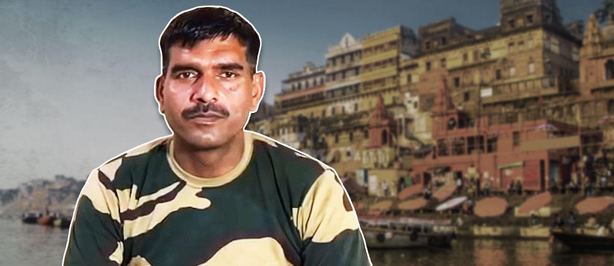 Varanasi: Ex-BSF jawan Tej Bahadur Yadav's nomination rejected