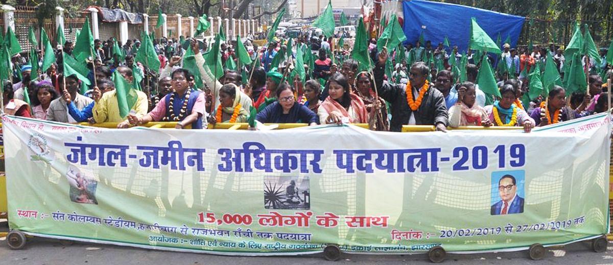 झारखंड के 77 लाख आदिवासी मतदाताओं का क्या होगा मत?