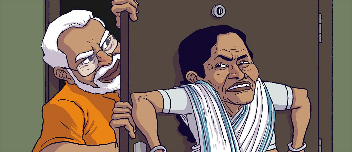 #WestBengal: The BJP's on the rise, and Mamata Banerjee is paying the price