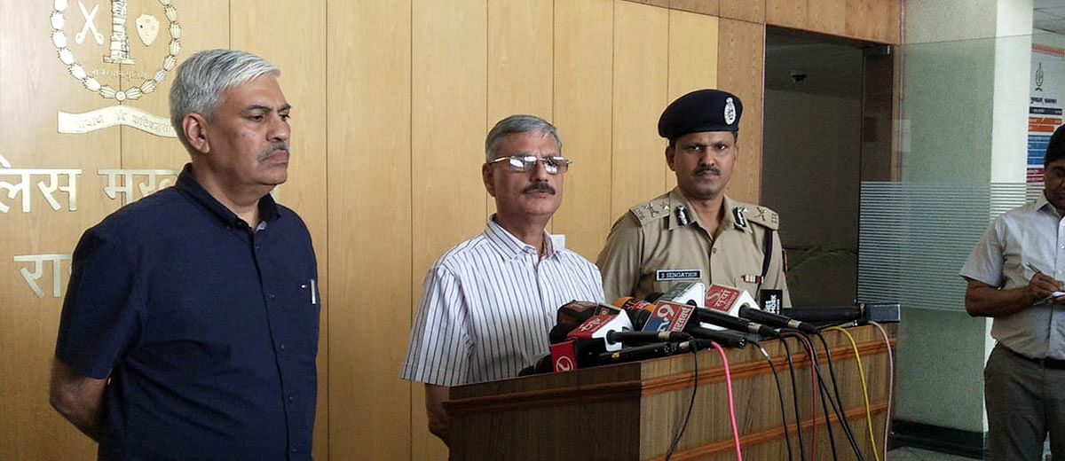 #AlwarGangRape: 12 days later, Rajasthan DGP suspends local SHO for 'delays'