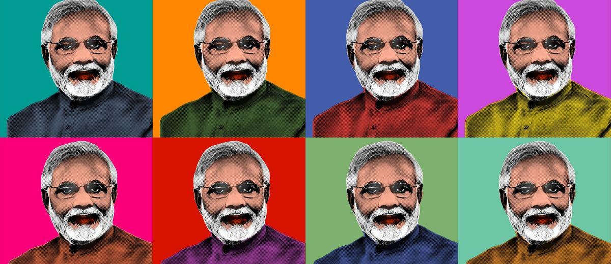 How the idea of Modi won the BJP a second term