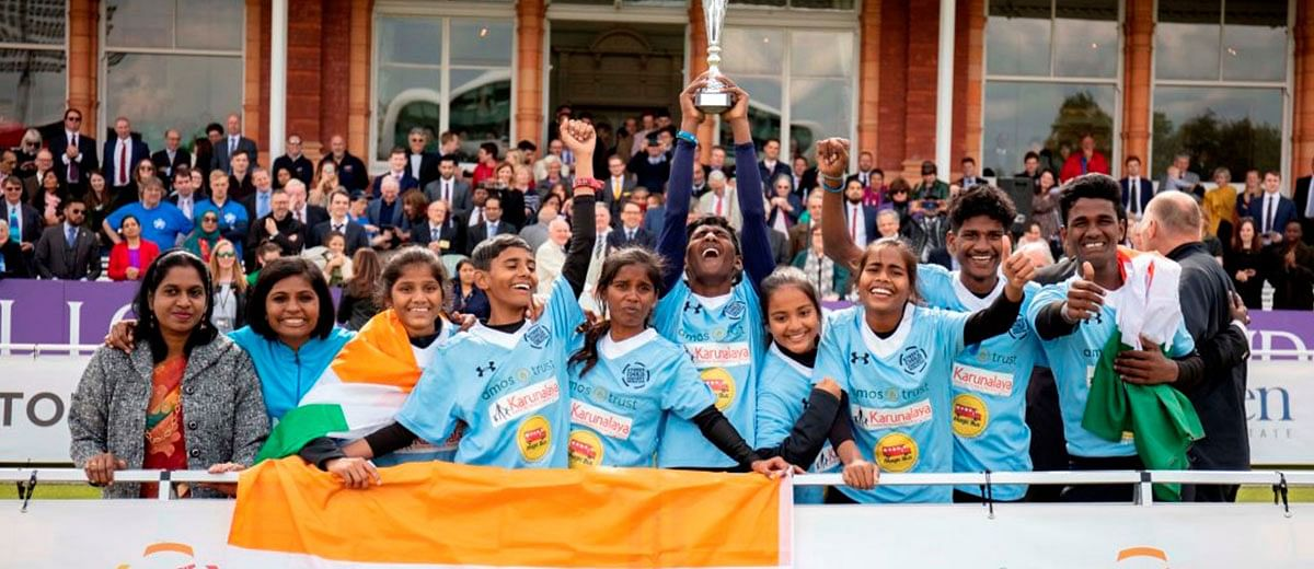 'Our team repeated history': How 8 street kids won the Street Child Cricket World Cup in Lord's