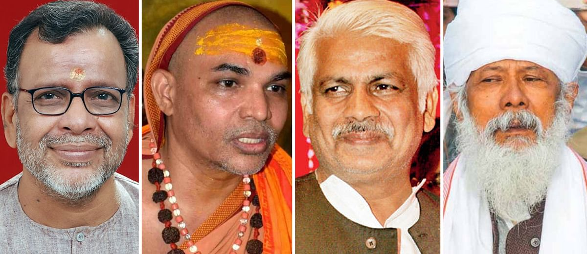 Mahants vs Modi: who's the 'real' Hindu?