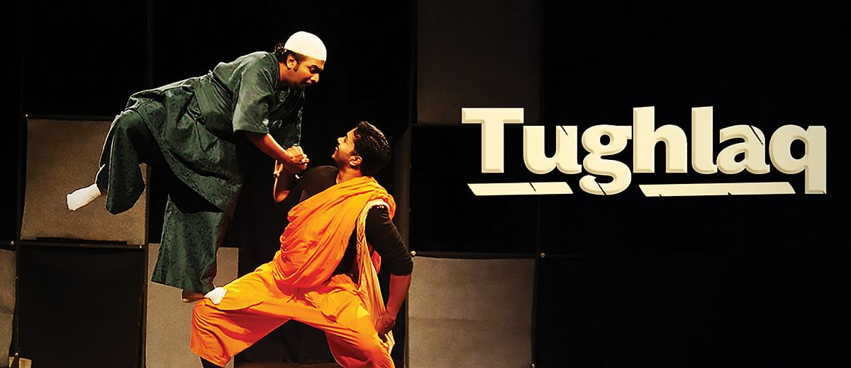 The timeless appeal of theatrical productions like Ghalib and Tughlaq