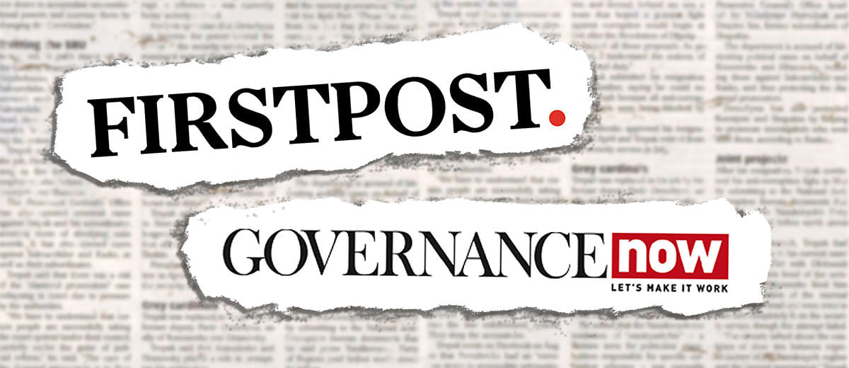 Firstpost and Governance Now shut down their print editions