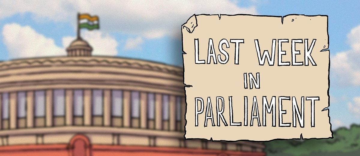 Last Week in Parliament: climate change and the Lok Sabha's new star