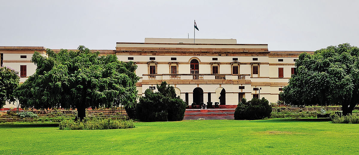 Nehru Memorial Museum and the dilution of a memory