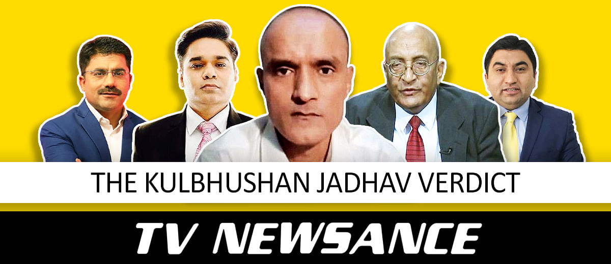 TV Newsance Episode 59: Pak propaganda on Kulbhushan Jadhav & some Indian madness