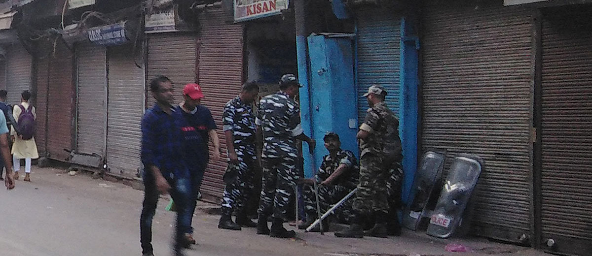 #ChandniChowk: How Delhi Police is working hard at calming tempers