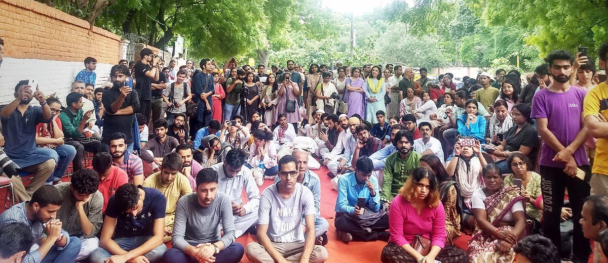 Eid at Jantar Mantar: A show of solidarity