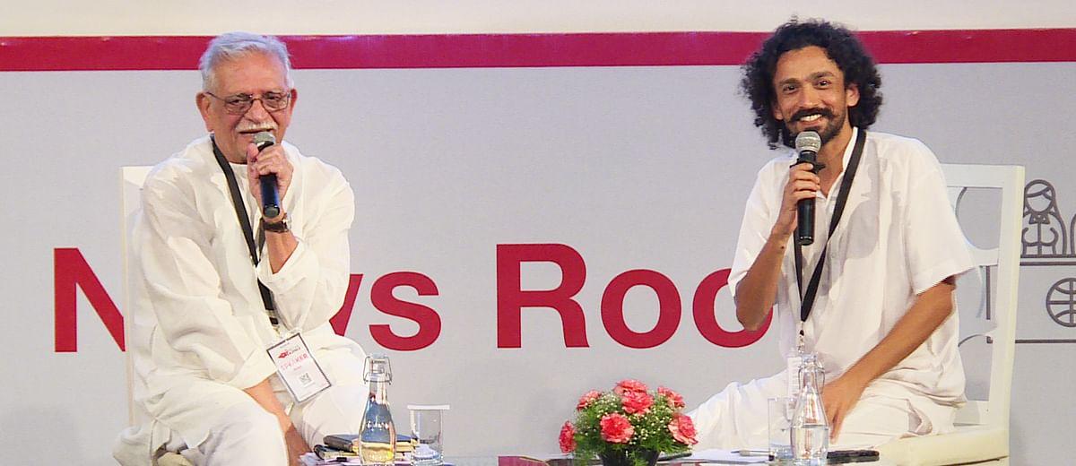 #MediaRumble: Abhinandan Sekhri in conversation with Gulzar