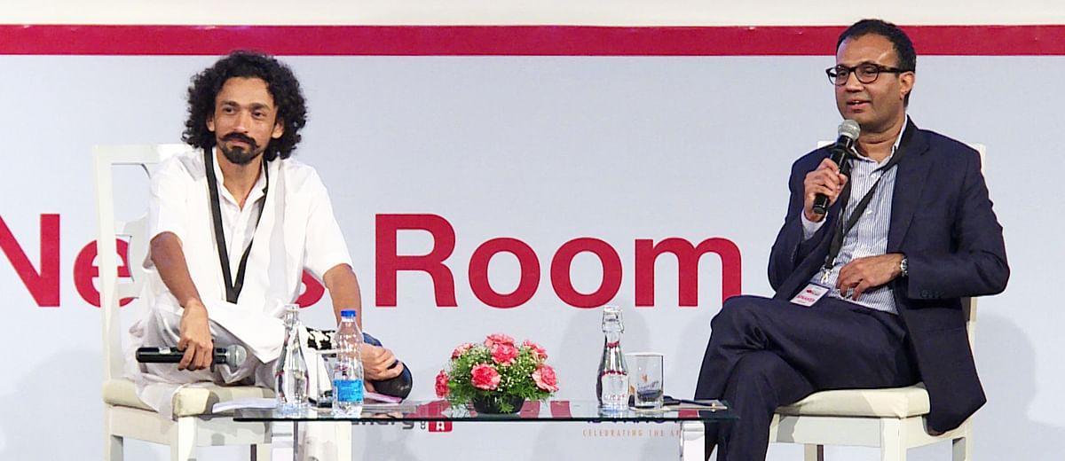 #MediaRumble: Abhinandan Sekhri in conversation with Ajit Mohan