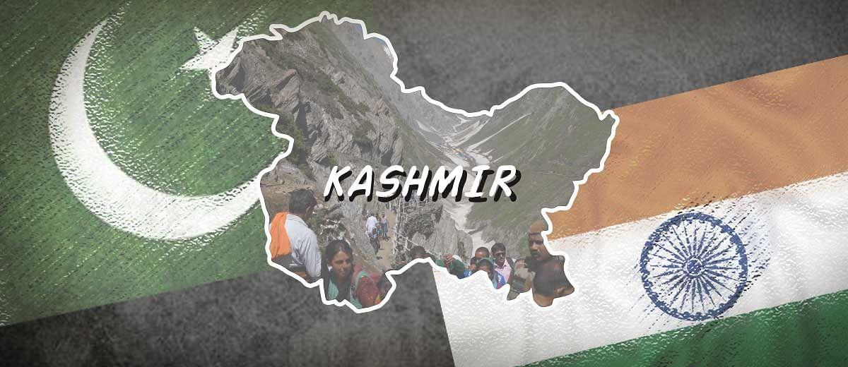 किन रास्तों से चलकर विवादों की गंगोत्री बना कश्मीर