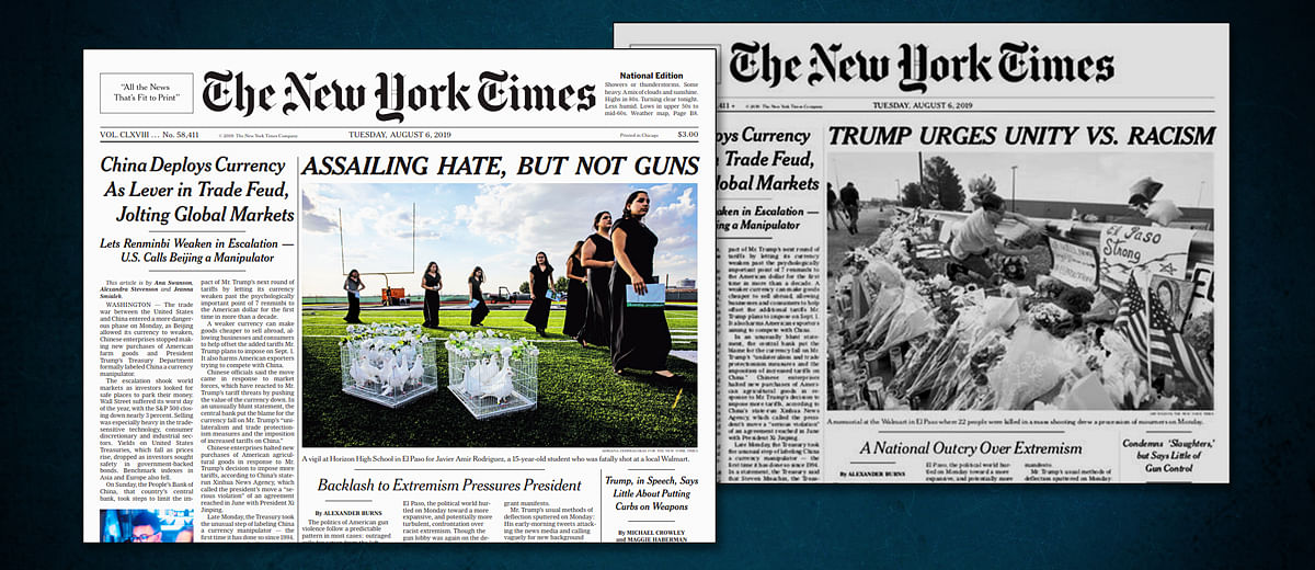 How NYT capitulated under pressure and failed to stand up for the truth