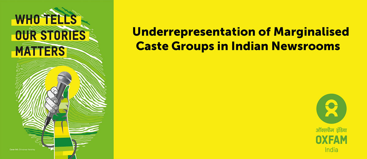 Indian media is an upper-caste fortress, suggests report on caste representation