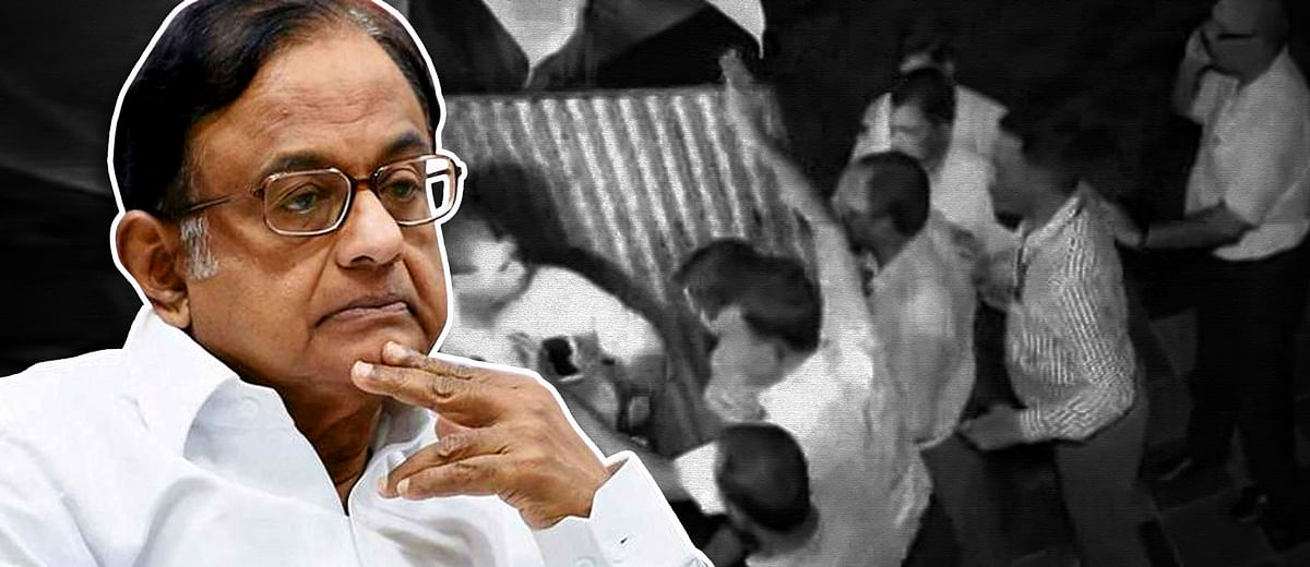 CBI arrests ex-Finance Minister P. Chidambaram for 'deliberately withholding requisite information'