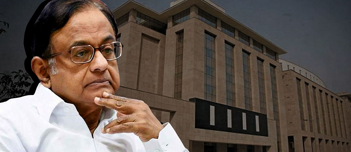 """""""After 55 hours, 400 questions, the CBI still doesn't have any evidence against me on money laundering, shell companies,"""" said Chidamabaram in court."""