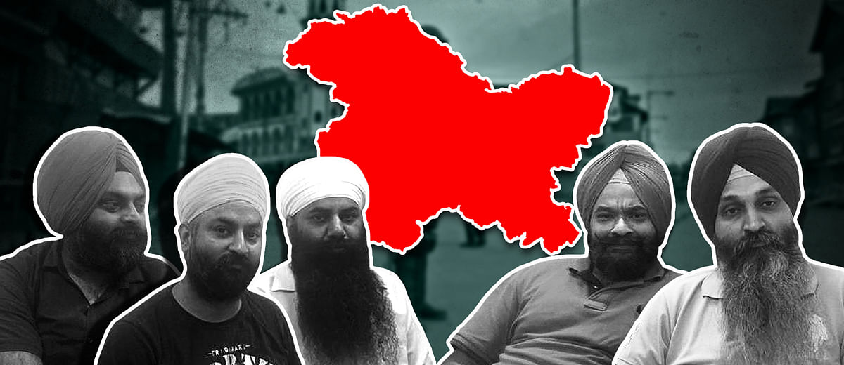 How the call to protect Kashmiris comes from the Sikhs