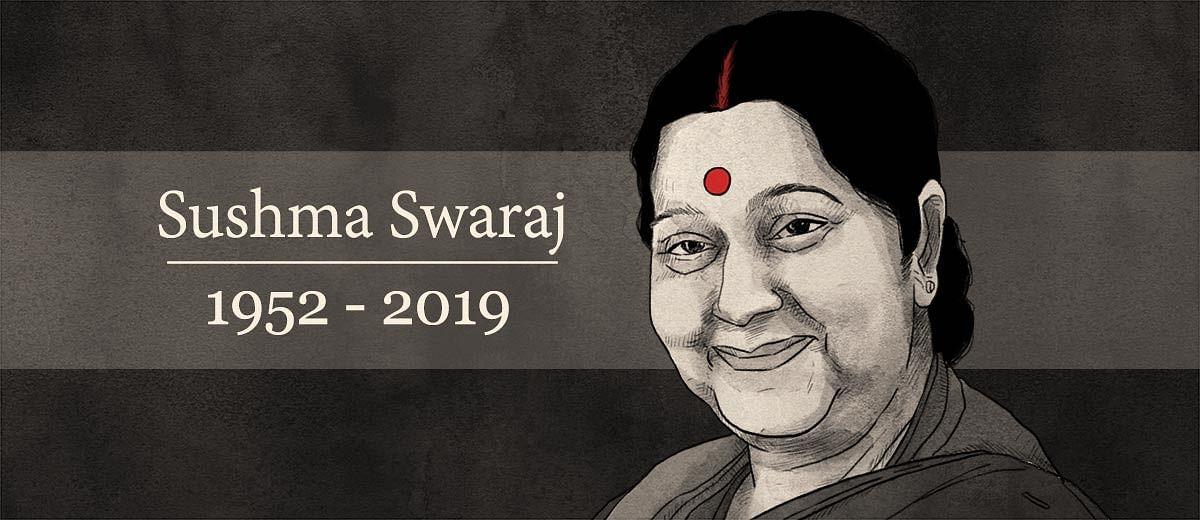 #SushmaSwaraj: BJP's breakthrough woman who made peace with playing second fiddle