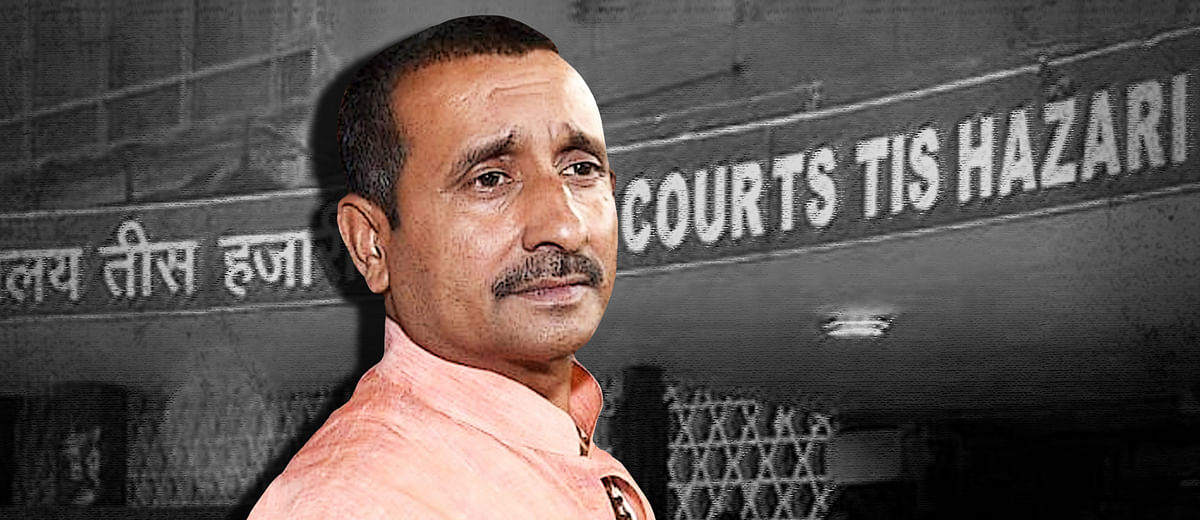 #Unnao rape victim's counsel says he was threatened during court proceedings
