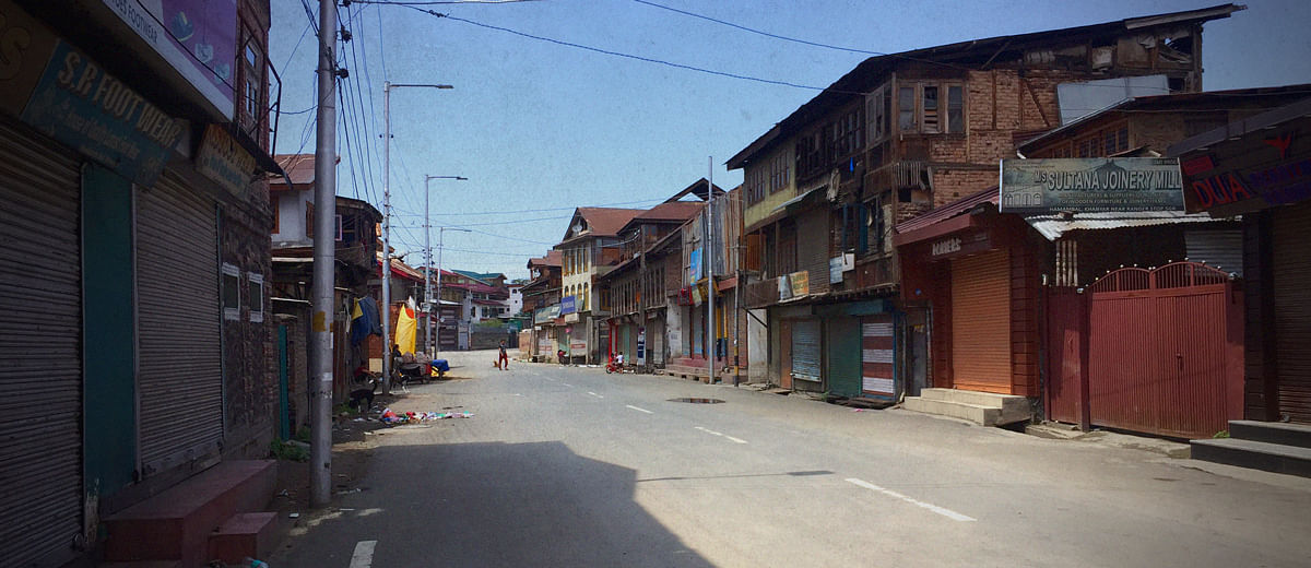 #Article370: Curfew and curses in Srinagar's Downtown area