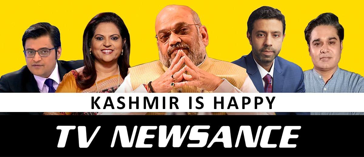 TV Newsance Episode 60: Kashmir Is Happy