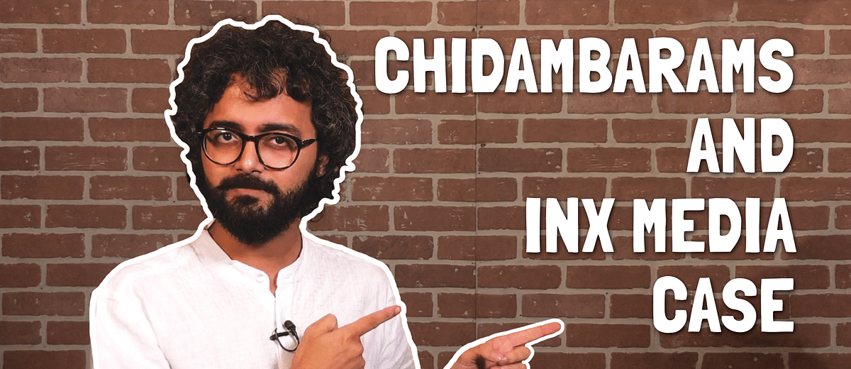 NL Cheatsheet: All you need to know about #ChidambaramArrest and INX Media case