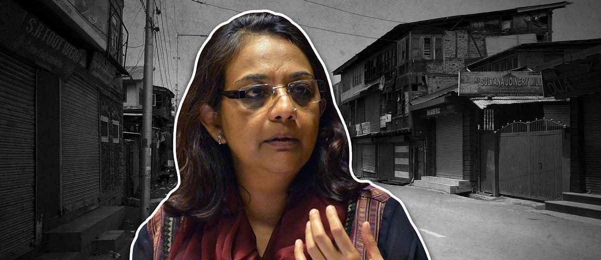 'कश्मीर में 5 अगस्त के बाद से प्रकाशित नहीं हो रहे ज्यादातर अख़बार'