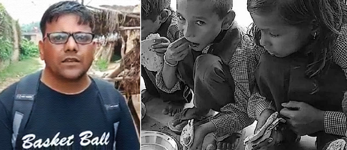 Mid-day meal: How an FIR's shortcomings reveal a vendetta against a journalist