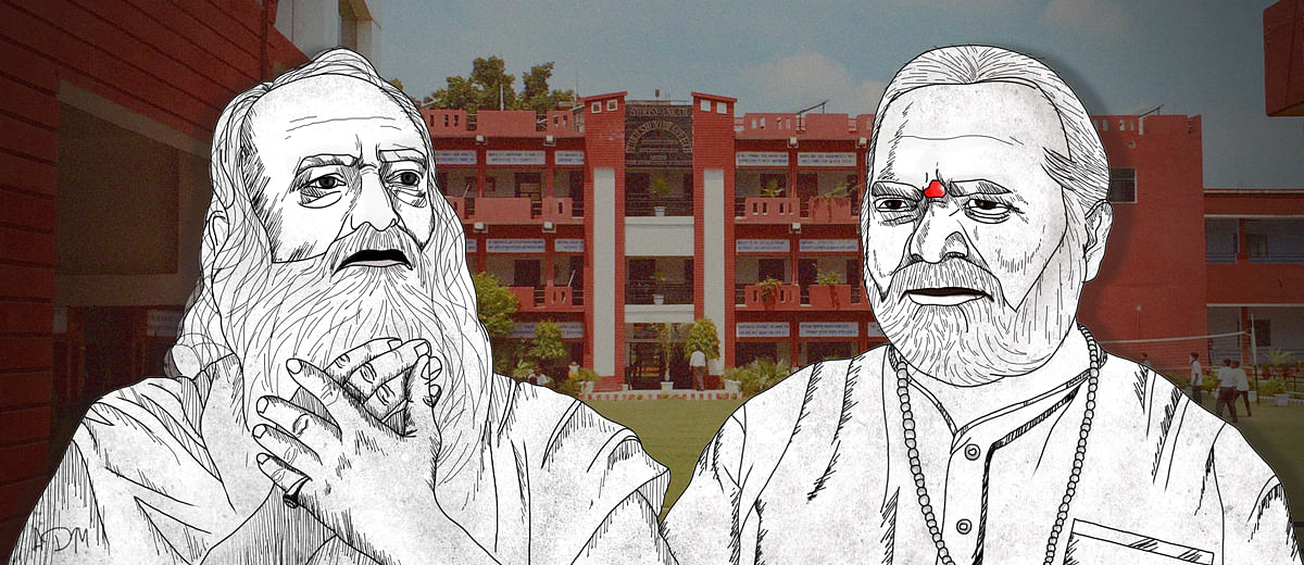How Chinmayanand's school tried to discredit Asaram Bapu's victim