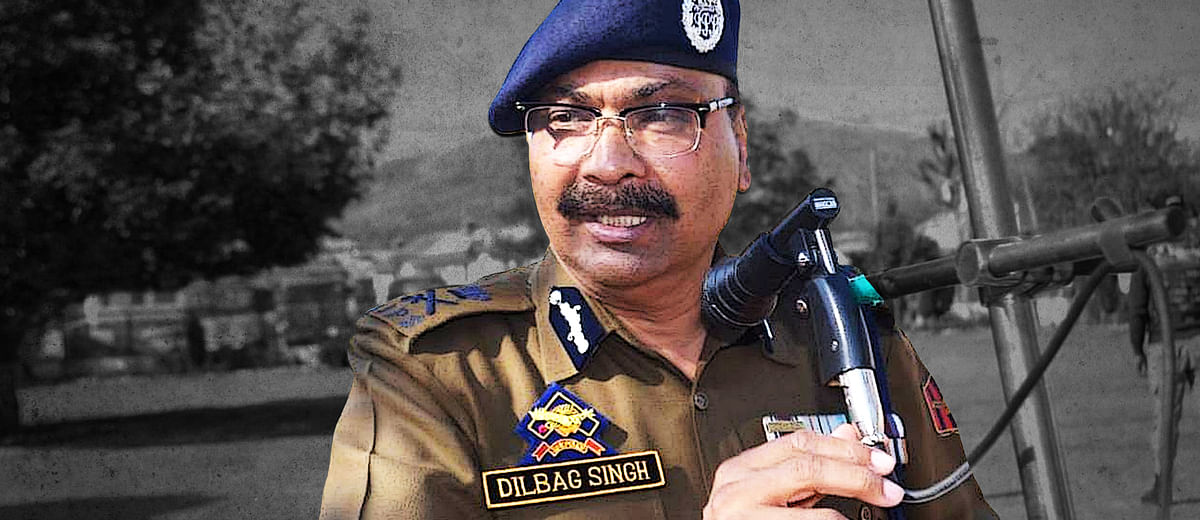 Is the situation in Kashmir normal? No, it isn't, admits state police chief