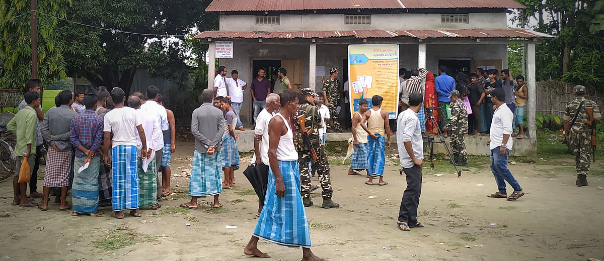A sense of disappointment and confusion across Assam as final NRC is published