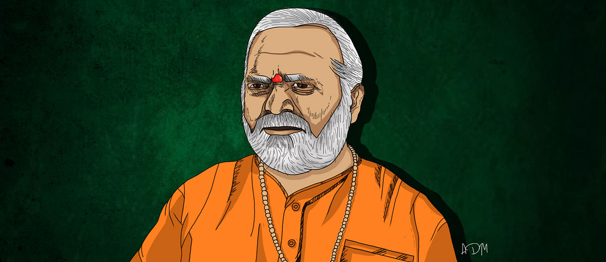 Our beloved Swamiji: Chinmayanand's experiments with power and piety