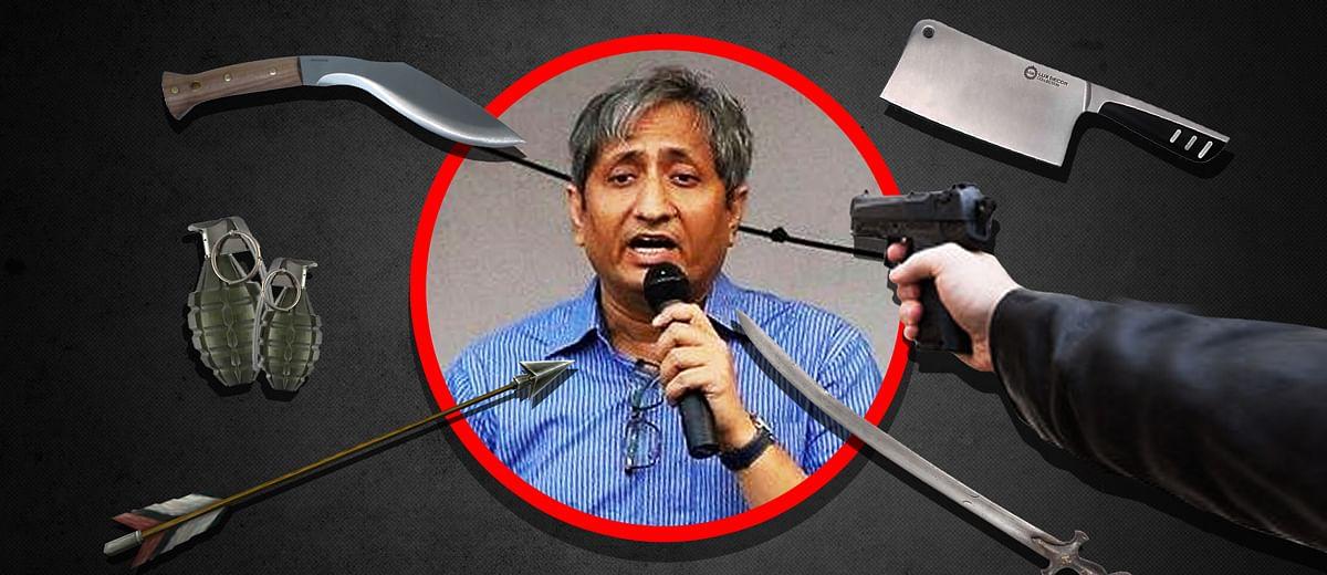 रवीश कुमार के सम्मान से चिढ़ क्यों!