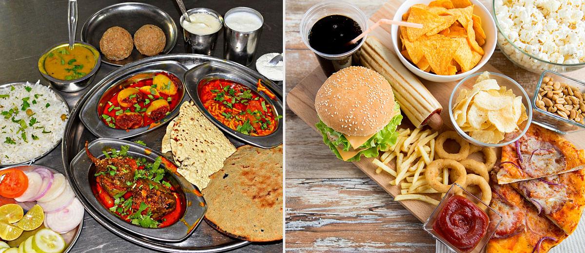 पारम्परिक भोजन : जैसा खाओ अन्न, वैसा रहे तन