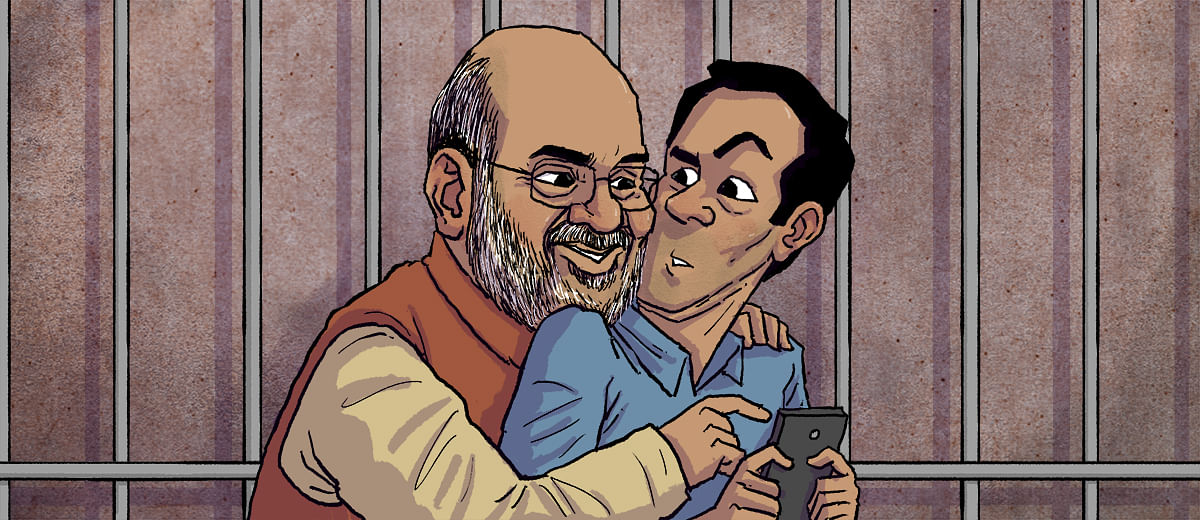 So, why are you afraid of Amit Shah?