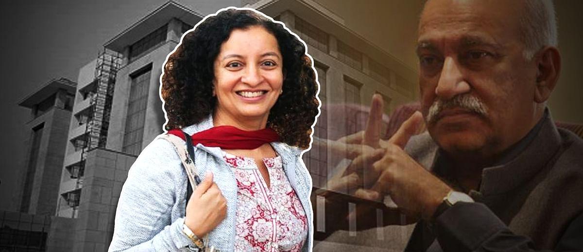 Priya Ramani: 'A predator is more powerful than his prey'