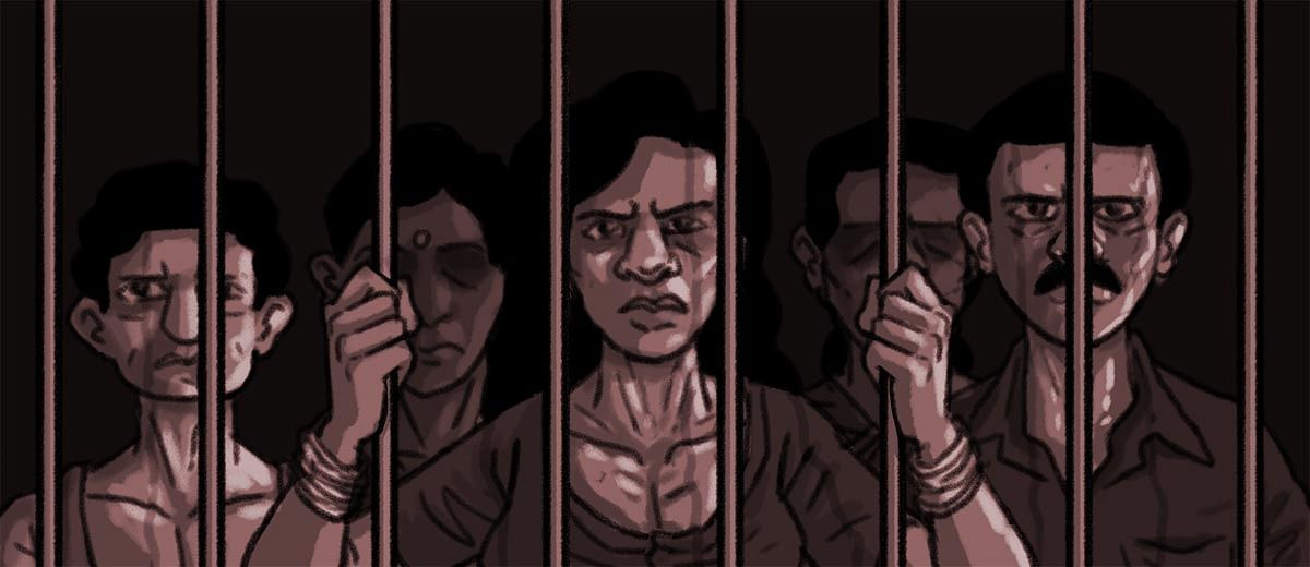 #Chhattisgarh: Police claim Adivasi woman wasn't raped by security forces, say her husband is a Naxal
