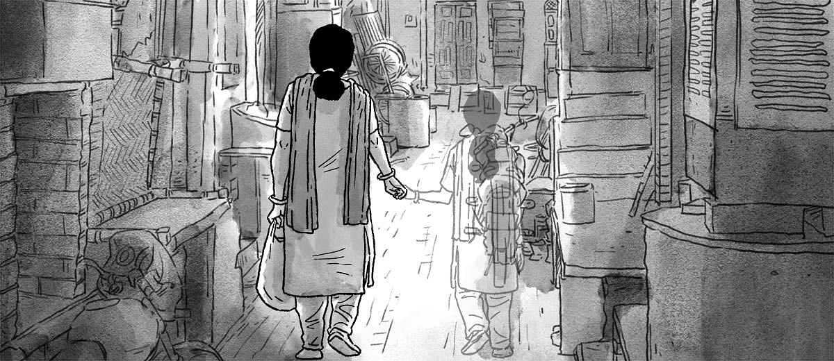 Amid oppressive patriarchy in Haryana's Mewat, a young Dalit woman is fighting to keep her dream alive
