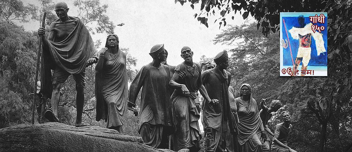 हिंदू गांधी का धर्म