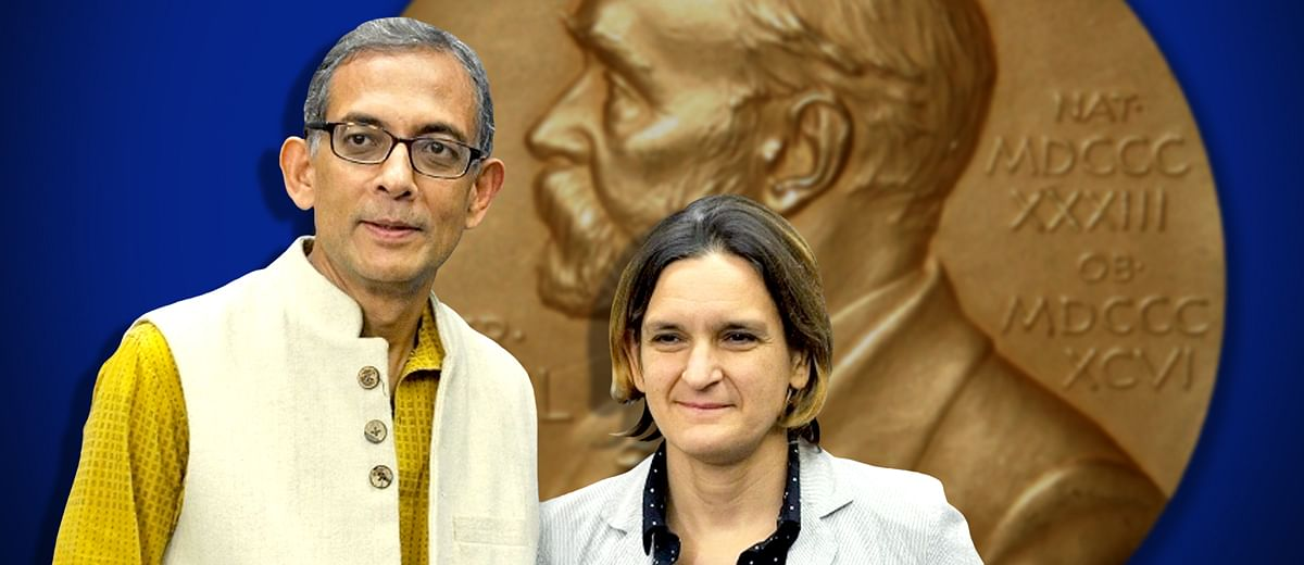 'TV is more important than food': This is what won Abhijit Banerjee and Esther Duflo the Nobel Prize