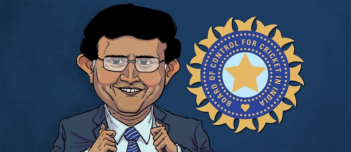 BCCI's Ganguly, Team India's Kohli: Indian cricket now has two power centres