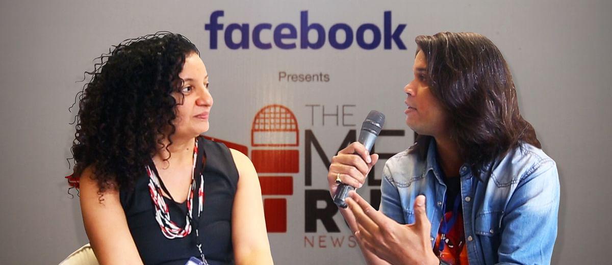 The Media Rumble interview: Priya Ramani on Me Too