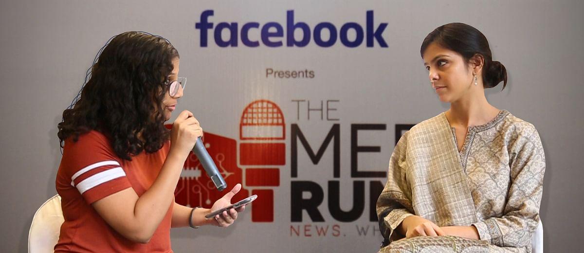 The Media Rumble interview: Amba Kak on digital freedom