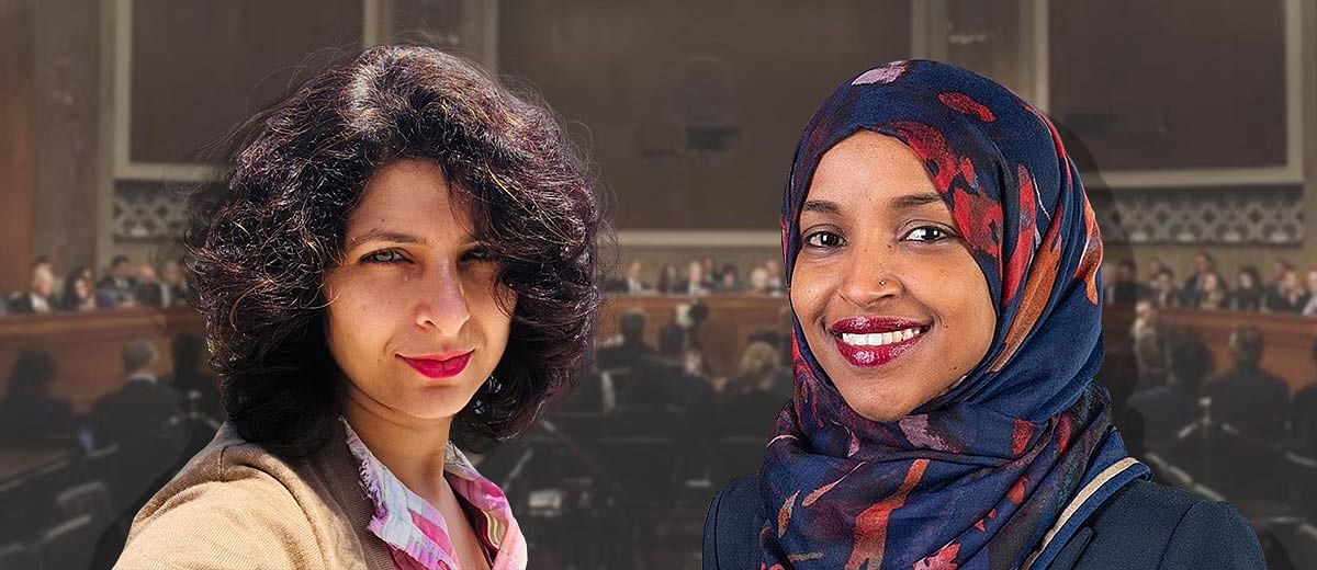 What the Ilhan Omar-Aarti Tikoo Singh spat at US Congress hearing on Kashmir says about Indian journalism
